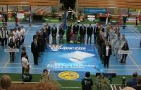 Europapokal Badminton in Berlin 2002